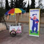 ice cream kart