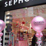 Promotion καταστήματος Sephora