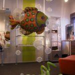 ψάρι χταποδάκι θάλασσα μπαλόνια (1)