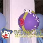 ψάρι χταποδάκι θάλασσα μπαλόνια (2)