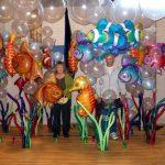 Βυθός-θάλασσα-μπαλόνια