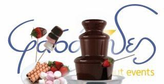 Συντριβάνι σοκολάτας (ενοικίαση)