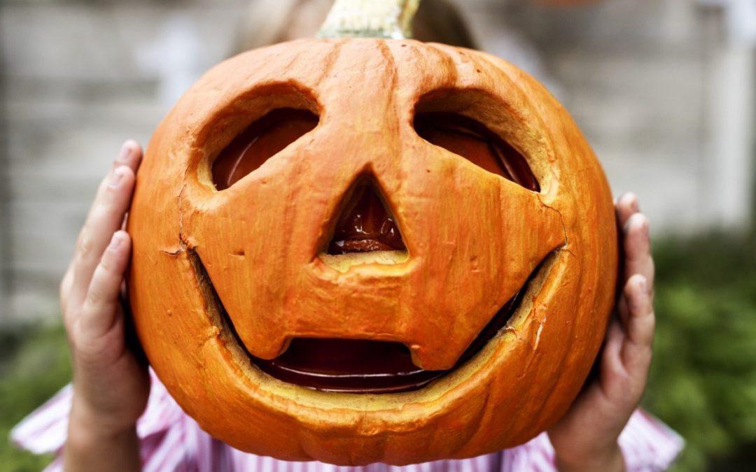 Halloween διακόσμηση