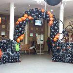 Συνθέσεις μπαλονιών halloween